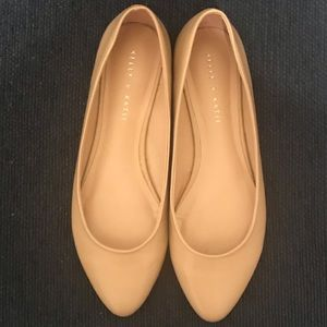 Kelly and Katie Nude Flats